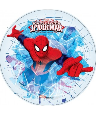 Disque azyme Spiderman Ultimate Marvel