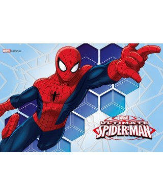 Rectangle en azyme Spiderman Ultimate Marvel