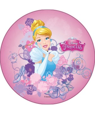 Disque azyme Cendrillon Princesses Disney