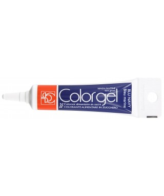 Color gel alimentaire Bleu Marine