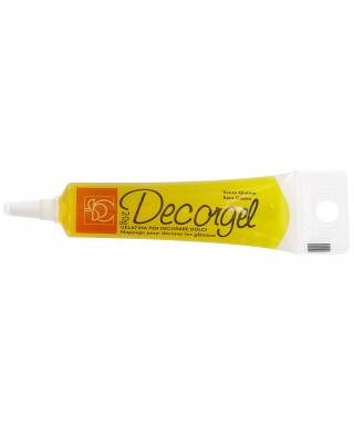stylo gel Jaune 20g Modecor