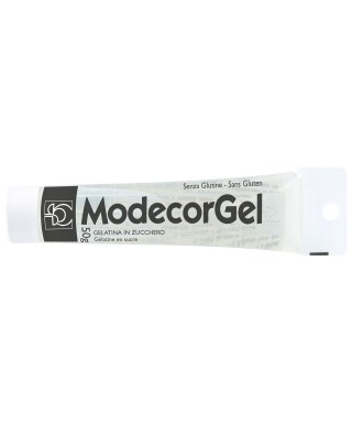 Piping Gel transparent tube 50gr Modecor