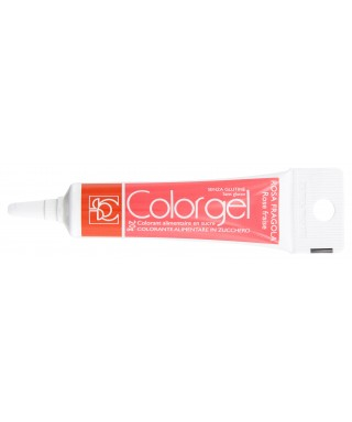 Color gel alimentaire Rose Fraise