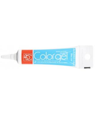 Color gel alimentaire Bleu ciel