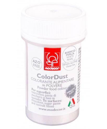 Colorant poudre comestibles Blanc Brillant