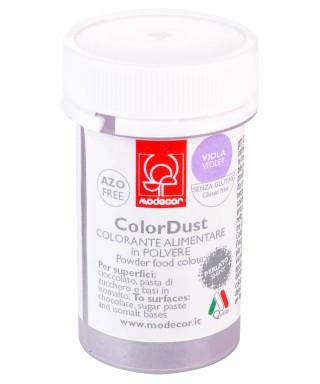 Colorant poudre comestibles Violet Brillant