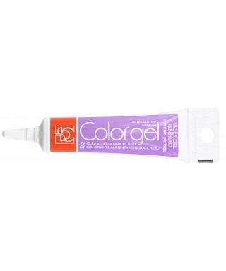 Color gel alimentaire Violet