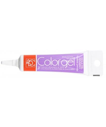 Color gel alimentaire Violet