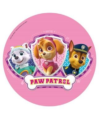 Disque azyme Stella, Chase et Everest Pat' Patrouille