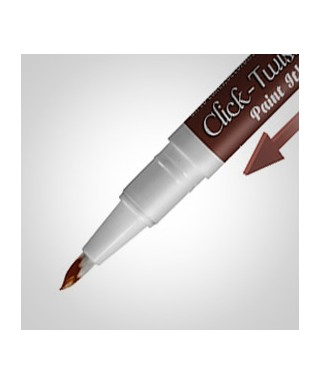 Click-Twist Brush Paint It ! peinture Marron Rainbow Dust