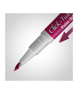 Click-Twist Brush Paint It ! peinture Bourgogne Rainbow Dust