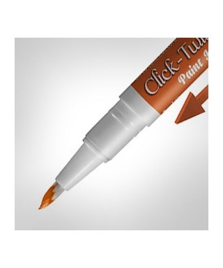 Click-Twist Brush Paint It ! peinture Orange Rainbow Dust