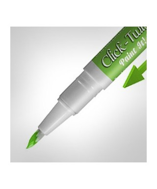 Click-Twist Brush Paint It ! peinture Vert Printemps Rainbow Dust