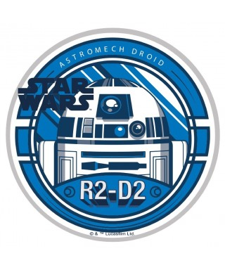 Disque azyme R2-D2 Star Wars