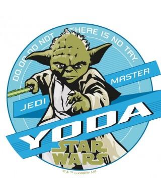 Disque Pâte à sucre Yoda Star Wars