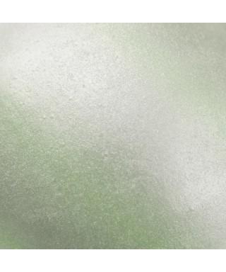 Soie alimentaire Vert Fusion Irisée Rainbow Dust