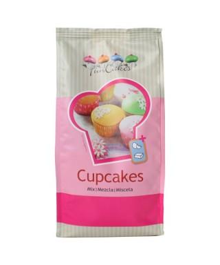 Préparation pour Cupcakes 1kg FunCakes