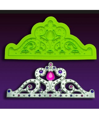 Moule silicone Couronne
