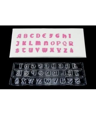 Clikstix Lettres majuscule Gothic Windsor Craft