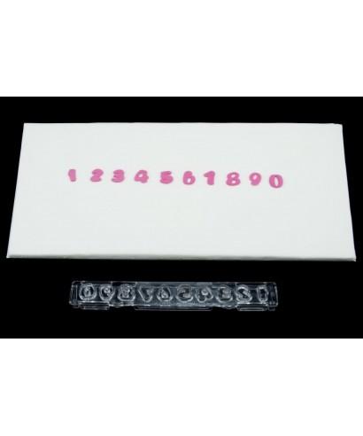 Clikstix chiffres small font Windsor Craft