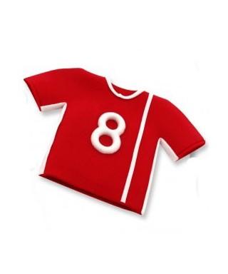 Emporte-pièce maillot de footbal JEM