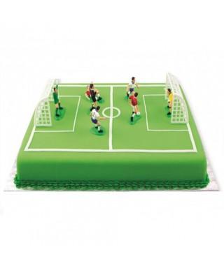 Kit de décoration football Set/9 PME