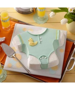 Moule gâteau T-shirt Wilton