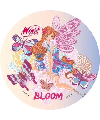 Disque azyme Bloom Winx