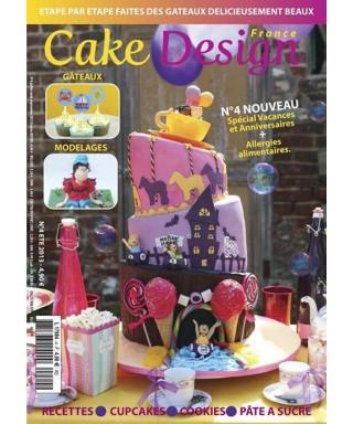 Cake Design France Magazine N° 4
