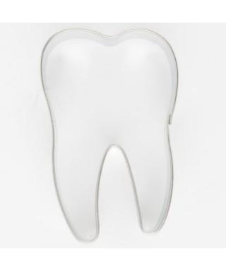 Emporte-pièce métal Dent 6 cm