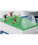 Kit de décoration football de Wilton Set/7