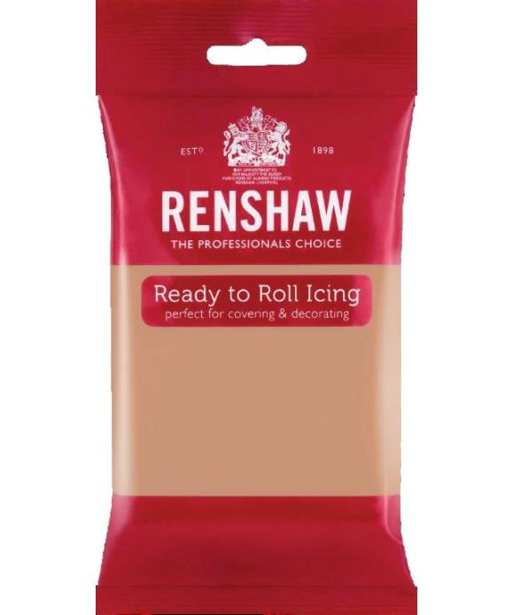 Pâte à sucre Chair 250g Renshaw