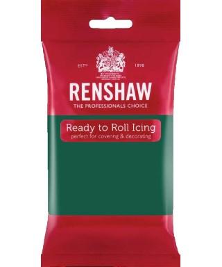 Pâte à sucre Vert émeraude 250g Renshaw