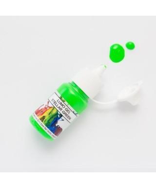 Colorant gel alimentaire fluorescent Lumo Vert Stellaire
