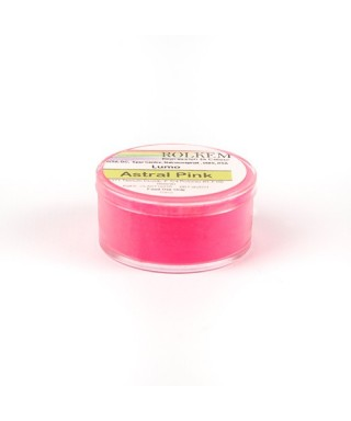 Colorant gel alimentaire fluorescent Lumo Rose Astral