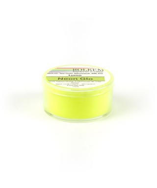 Colorant poudre alimentaire fluorescent Lumo Jaune Neon Glo