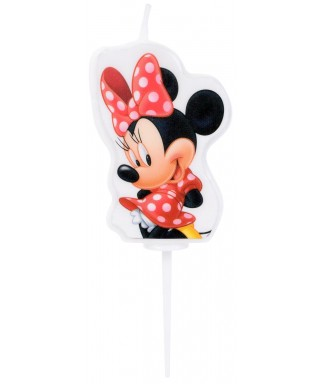 Bougie 2D Minnie Disney