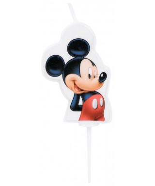 Bougie 2D Mickey Disney