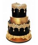 Tapis Dentelle Regal Cake Lace