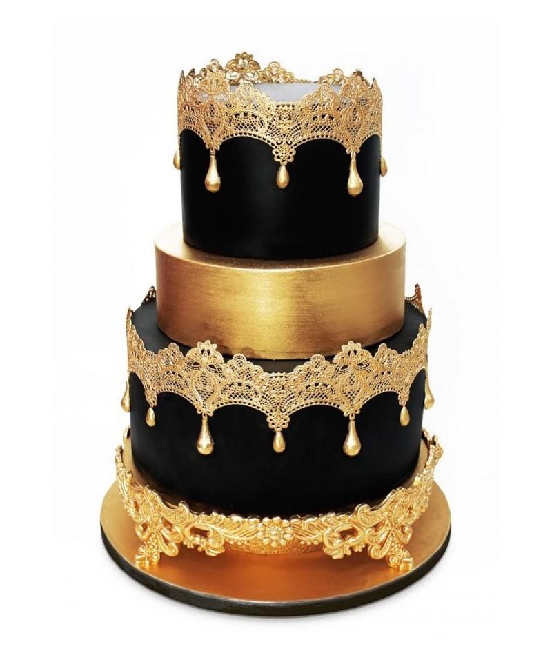 dentelle regal cake lace