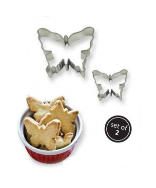 Emporte-pièce papillons PME