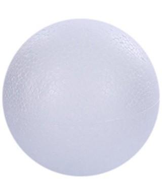 Boule en polystyrène Ø 8 cm