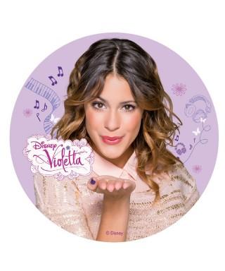 Disque Azyme Violetta Disney