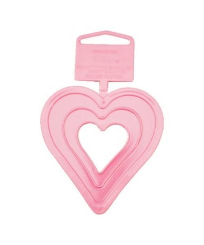emporte pi ce coeur 3 en 1 wilton pour saint valentin a 1 50. Black Bedroom Furniture Sets. Home Design Ideas