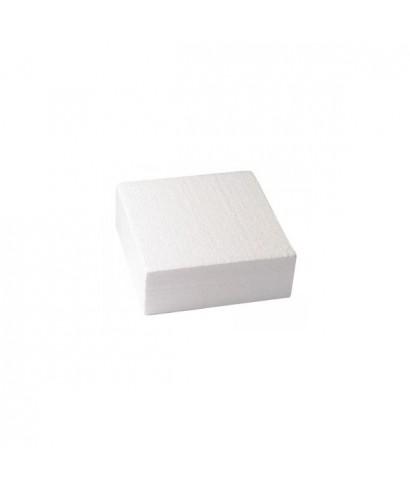 Dummy carré 10 cm de haut 10x10cm support polystyrène