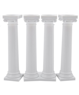 Piliers grecs 17.5 cm Wilton