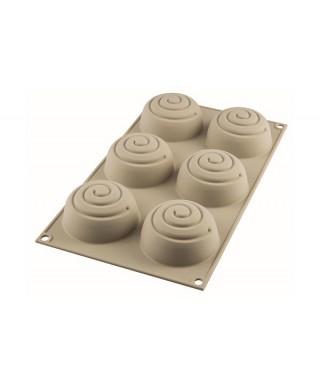 Moule 3D Mini Girotondo Silikomart