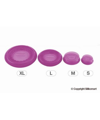 CAPFLEX M MAGENTA set/2 Silikomart