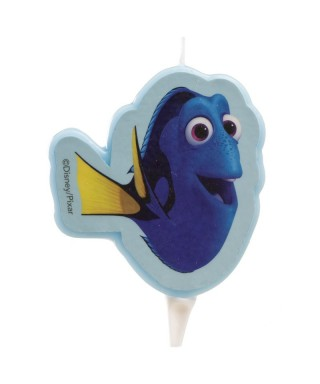 Bougie 2D Dory Disney