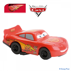 Figurine 3D en pvc Flash Mc Queen Cars Disney